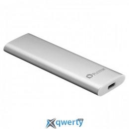 Plextor EX1 128GB USB 3.1 TLC Silver (EX1 128G Silver)