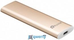 Plextor EX1 256GB USB 3.1 TLC Gold (EX1 256G Gold)
