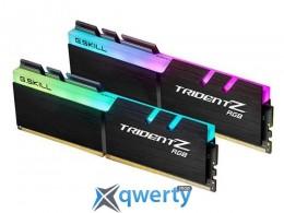 G.Skill DDR4-3200 16384MB PC4-25600 (Kit of 2x8192) Trident Z RGB (F4-3200C16D-16GTZR)