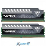 Patriot DDR4 32Gb 2800 Mhz  PC-22400 Viper Elite (PVE432G280C6KGY)