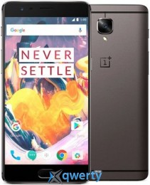 OnePlus 3T 128GB (Gunmetal)