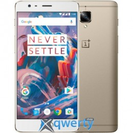 OnePlus 3T (64gb) Gold