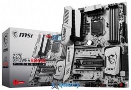 MSI H270 Tomahawk Arctic (s1151, Intel H270, PCI-Ex16)