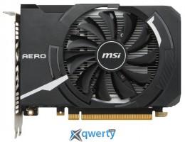 MSI PCI-ex GEFORCE GTX1050 TI 4Gb GDDR5 (128bit) (GTX 1050 TI AERO ITX 4G OC)