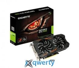 Gigabyte PCI-Ex GeForce GTX 1050 Windforce 2GB GDDR5 (128bit) (1354/7008) (DVI, 3 x HDMI, DisplayPort) (GV-N1050WF2-2GD)