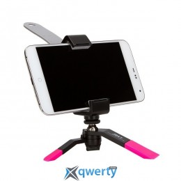 JUST Selfie Tripod Red (SLF-TRP-RED)