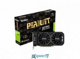 Palit GTX1050Ti/Dua l/OC/4GB/GDDR5/1480Mhz (GTX1050Ti DUAL OC 4096M GDDR5)