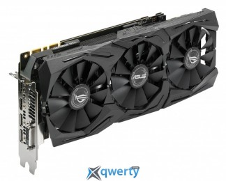 Asus PCI-Ex GeForce GTX 1080 Ti ROG Strix OC 11GB GDDR5X (352bit) (1569/11010) (DVI, 2 x HDMI, 2 x DisplayPort) (ROG-STRIX-GTX1080TI-O11G-GAMING)