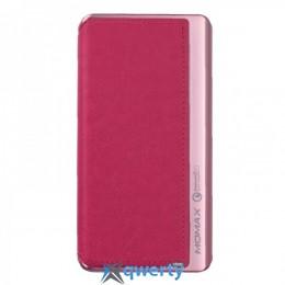 MOMAX iPower Elite+ External Battery Pack 8000mAh QC2.0 Pink (IP52AP)