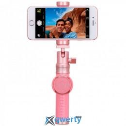 MOMAX Selfie Pro Bluetooth Selfie Pod 90cm Rose Gold (KMS4L2)