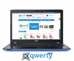 Acer E5-575G(NX.GE3EP.002)6GB/500+120SSD/Win10/Blue