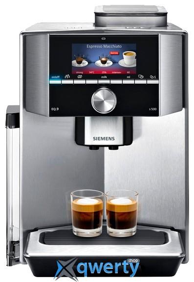 Кофемашина с TFT дисплеем