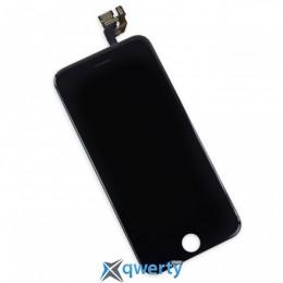 Дисплей для Apple iPhone 6 с черным тачскрином (orig)