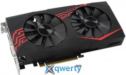 ASUS GeForce GTX 1070 Expedition OC 8GB GDDR5 (256bit) (1582/8008) (DVI, 2 x HDMI, 2 x DisplayPort) (EX-GTX1070-O8G)
