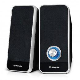 REAL-EL S-80, USB, black