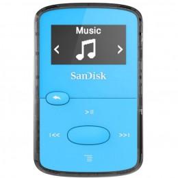 SANDISK Sansa Clip JAM 8GB Blue (SDMX26-008G-G46B)