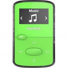 SANDISK Sansa Clip JAM 8GB Green (SDMX26-008G-G46G)