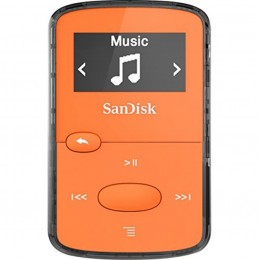 SANDISK Sansa Clip JAM 8GB Orange (SDMX26-008G-G46O)