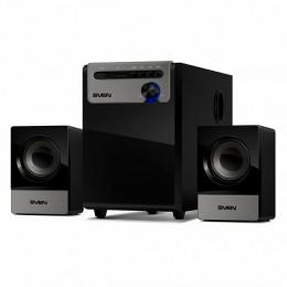 SVEN MS-110 black