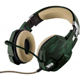 Trust GXT 322C Gaming Headset Green Camouflage (20865)