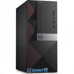 Dell Vostro 3667 Intel i3-6100 4GB 500GB Intel HD DVD-RW WLAN Lin (MT3667-222-ubu)