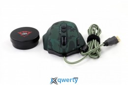 Trust GXT 155C Green Camouflage (20853)