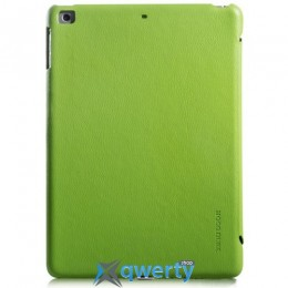 HOCO Duke trace PU case for iPad Air 2, apple green