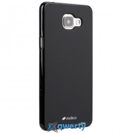 MELKCO Samsung A3/A310 Poly Jacket TPU Black SSNGA3TULT2BKMT