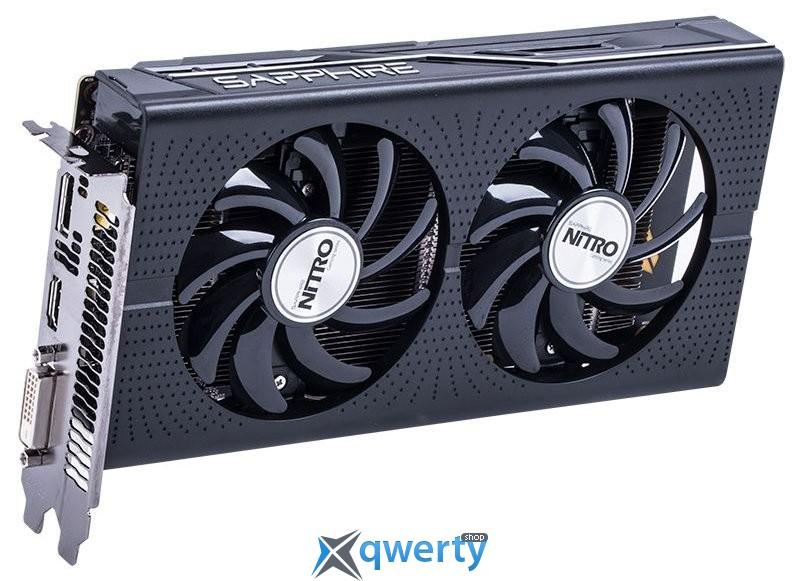 SAPPHIRE NITRO+ Radeon RX 570 4GB W/BP (11266-14-20G) Одесса