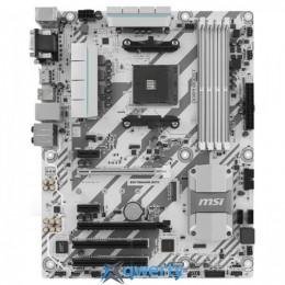MSI B350 Tomahawk Arctic (sAM4, AMD B350, PCI-Ex16) купить в Одессе