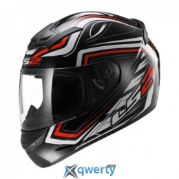 LS2 FF352 ff352 ROOKIE RANGER black/red
