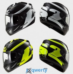 LS2 FF352 ROOKIE FLUO BLACK YELLOW