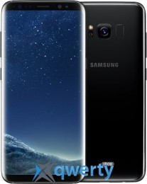 Samsung Galaxy S8+ 64GB Black (SM-G955FZKD) купить в Одессе