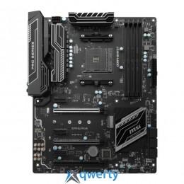 MSI X370 SLI PLUS (AM4 AMD X370 PCI-Ex 16)