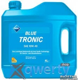 ARAL BlueTronic SAE 10W-40, 4л