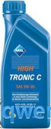 ARAL HighTronic C SAE 5W-30, 1л