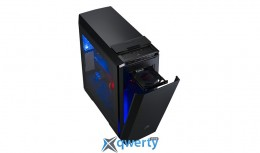 Cooler Master MasterCase Pro 6 Red LED без БП черный (MCY-C6P2-KW5N-01)
