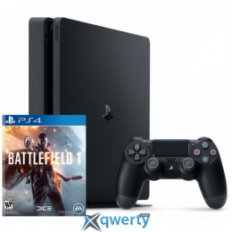 Sony Playstation 4 Slim 500gb + Игра Battlefield 1