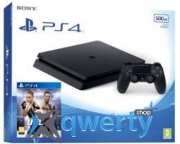 Sony Playstation 4 Slim 500gb + Игра EA UFC 2