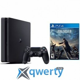 Sony Playstation 4 Slim 500gb + Игра Final Fantasy XV