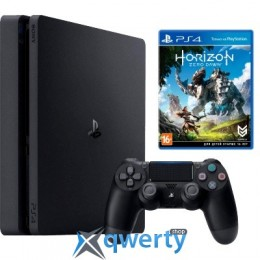 Sony Playstation 4 Slim 500gb + Игра Horizon Zero Dawn
