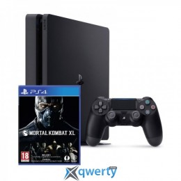 Sony Playstation 4 Slim 500gb + Игра Mortal Kombat XL