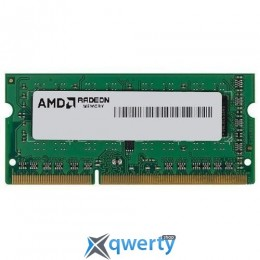 AMD Radeon 4Gb SO-DIMM DDR4 2133MHz (R744G2133S1S-UO)