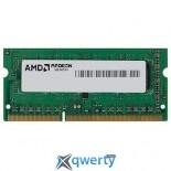 AMD Radeon 4Gb SO-DIMM DDR4 2133MHz (R744G2133S1S-UO)