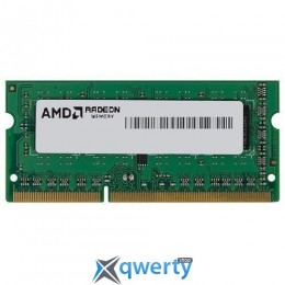 AMD Radeon 8Gb SO-DIMM DDR4 2133MHz (R748G2133S2S-UO)