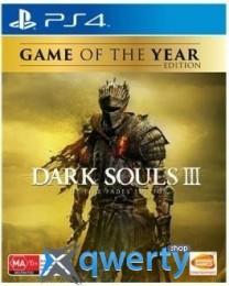 Dark Soul 3 GOTY