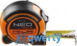NEO Tools 7.5 м x 25 мм (67-178)