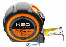 NEO Tools 8 м x 25 мм (67-198)