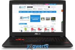 Asus ROG Strix GL502VM (GL502VS-GZ303T) (90NB0DD6-M04160) купить в Одессе