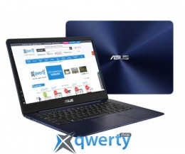 ASUS ZenBook UX430UQ(UX430UQ-GV019T)8GB/512SSD/Win10/Blue